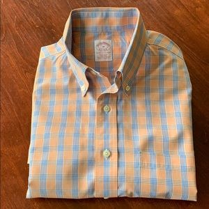 Brooks Brothers Casual Cotton Long Sleeve Shirt